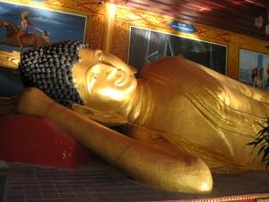 Lounging Buddha